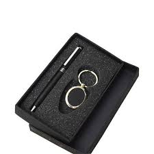 box keychain pen keychain combo box pen key chain multipurpose visit card