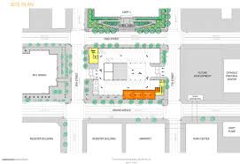 Parking Building Floor Plan 7th And Grand Parking Garage Urbandsm Com
