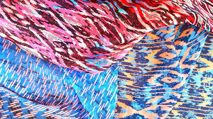 Textile Design by No Name Design Ltd London Based Fashion Design Trends And