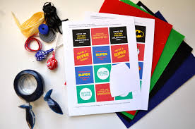 little bit funky 20 minute crafter superhero valentines with