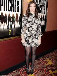 Flower Power Nyc - hailee steinfeld dons retro inspired floral frock as she attends