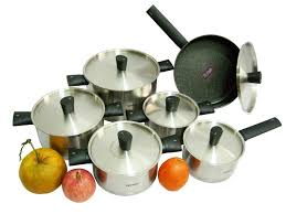cookware sets black friday deals saucepan 12 piece stainless steel cookware set by cook n home