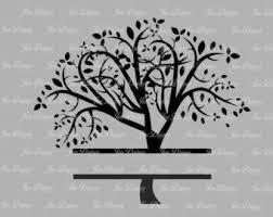 family tree 9 names svg dxf eps family tree files family tree