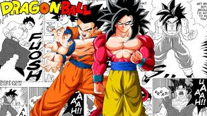 dragon ball fan manga dragon ball ex chapters 3 4 evil goku destroys planet namek