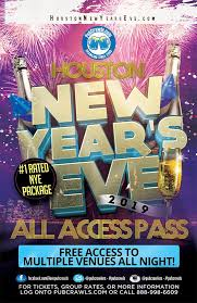 new years houston tx houston all access pub crawl pass new year s 2019 tickets in
