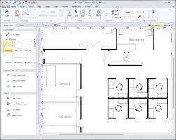 Smart Draw Floor Plans by Floor Plans Templates Valine