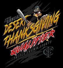 crown sports desert thanksgiving qualifier baseball