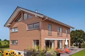 Haus Mit Einliegerwohnung Haus Mit Lamellenfassade Schwörerhaus