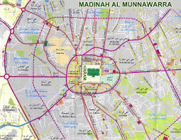 Mecca Map Bindawood Superstores