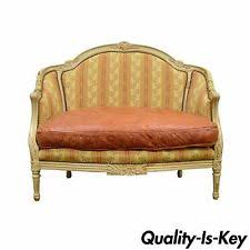 French Settee Loveseat French Country Loveseats Ebay