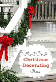 Free Christmas Decorations Awesome Enrtry Way With Front Porch Christmas Decorations Plus