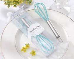 bridal shower favor something blue kitchen whisk bridal shower favor my wedding favors
