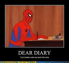 60s Spiderman Meme - clean memes