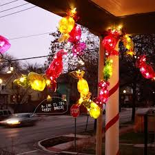 Outdoor Colored Christmas Lights by 74 Best Christmas Outdoor Decor Ideas Images On Pinterest