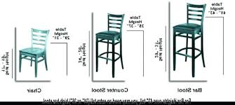 table height bar stools what is standard bar stool height languid info