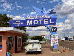 Classic Motel Land Cruising Adventure Tucumcari New Mexico On Route 66