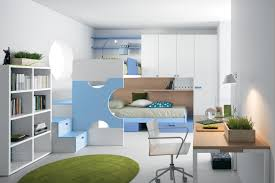 Bedroom Designs For Teenagers With 3 Beds Blue And Black Rooms Teenage Boy Imanada Bedroom Master Decor