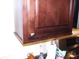 Kitchen Cabinet Light Rail Add Elegance To Your Cabinets With A Few Simple Details Home