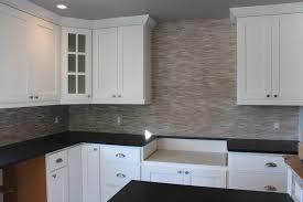exquisite white color limestone kitchen backsplashes come with incredible limestone