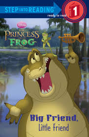 step reading big friend friend disney princess