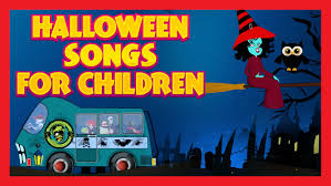 Creepy Halloween Poem Halloween Songs For Children Scary Halloween Night Finger