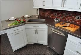 spüle küche ecke küchenspüle effiziente und platzsparende ideen für die küche
