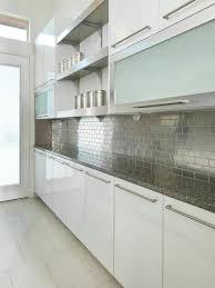 sheets of stainless steel for backsplash diamond tech tiles