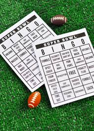 free printable halloween bingo game cards super bowl party free printable super bowl bingo make life lovely