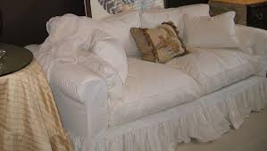 Feather Seat Cushions The Case For A Custom Made Slipcover U2014 Annsliee