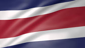 Costarican Flag Costa Rica Animated Flag Youtube