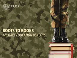 Touro University Worldwide Boots To Books Your Guide To Military Education Benefits