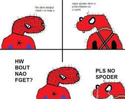 Spoderman Memes - luxury spoderman memes spoderman explore spoderman on deviantart