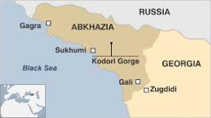map of abkhazia abkhazia profile news