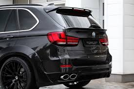 custom bmw x5 bmw x5 in more vigorous appearance with exclusive body kit