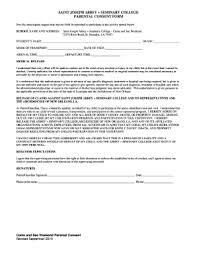 parent consent form permit fill out print u0026 download online
