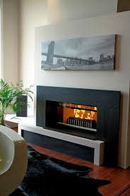 contemporary fireplace surround slate fireplace in italian