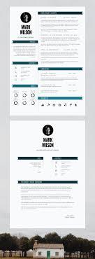 modern cv resume design sles professional resume template cover letter for ms word best cv