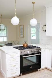 farmhouse style kitchen cabinets modern farmhouse kitchen reveal modern glam