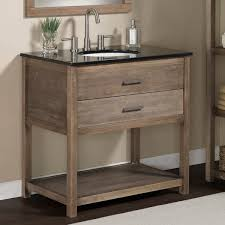 Bathroom Vanities  Inch With Top Wide And Faucet Inches Drawers - Madara 36 inch single sink bathroom vanity