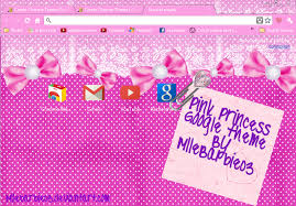 facebook themes barbie pink princess google theme by mllebarbie03 on deviantart