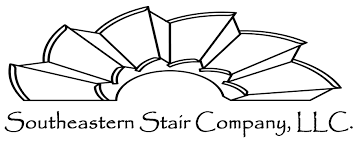 anatomy of a stair with definitions of the parts