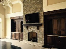 Kitchen Fireplace Design Ideas by Beautiful Stone Fireplaces Elegant Interior Stone Fireplace