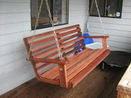 furnitures beautiful design build a porch swing idea swing stand