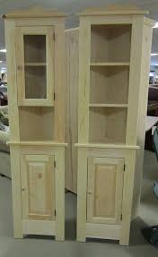 unfinished corner cabinets for dining room 12711