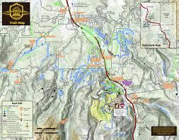 Estes Park Colorado Map Winter Park U0026 Fraser Hiking Biking Snowshoeing Trail Maps