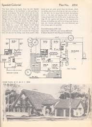 Spanish Colonial Architecture Floor Plans 189 Best Dream Home Plans Images On Pinterest Vintage Houses