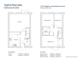 Buy Floor Plan by 3 Bedroom Homes Available With Part Buy Part Rent In Bampton