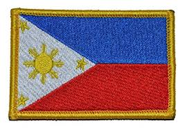 amazon com flag of the philippines color three and a