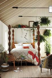Cozyloftbedroomplanters - The natural bedroom