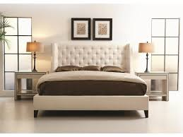bernhardt interiors beds maxime king upholstered bed with image shown may not represent size indicated